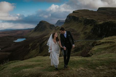 ISLE OF SKYE DESTINATION WEDDING, SCOTLAND   Kelly