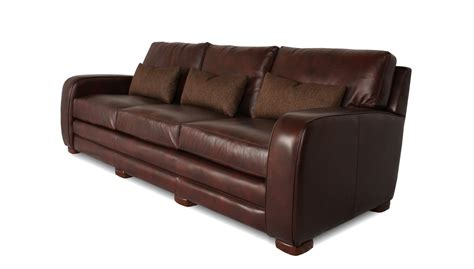 deep leather sectional mayborne deep leather furniture