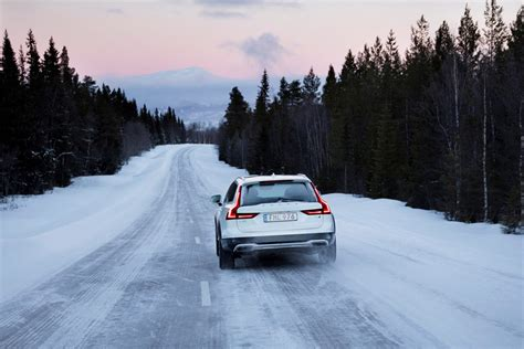 volvo cars celebrates  years   wheel drive   snow   firm eye   future
