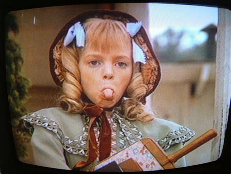 Nellie Oleson House On The Prairie by Snape Nellie Creating Characters We To