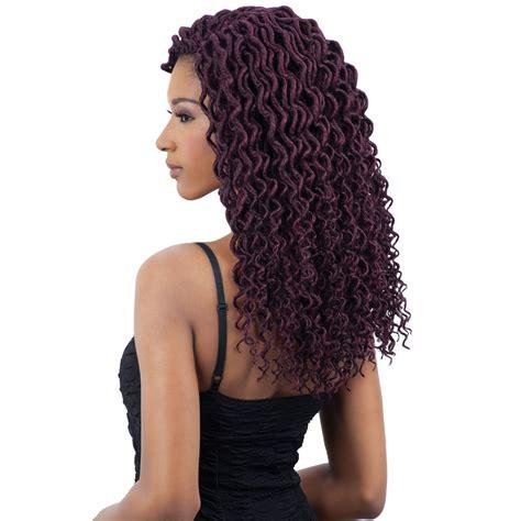 crochet hair braids braiding hair 2x faux locs braid 18 by amy freetress 2x soft curly faux loc 12 quot synthetic hair