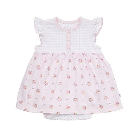 Mothercare Dress mothercare pink romper dress baby newborn baby clothing romper