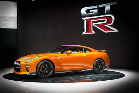 nissan of america 2017 nissan gt r starts at 109 990 in the united states
