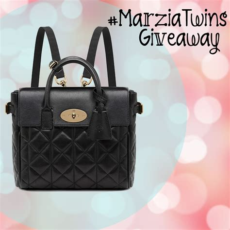 Win A Mulberry Bag And 300 Worth Of Products by Let S Be Marziatwins And Win Cutiepiemarzia S Favorite