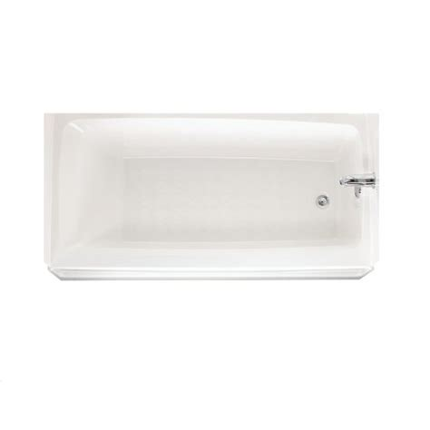 veritek bathtub swanstone bt 3060r 010 veritek 60 inch tub with apron and