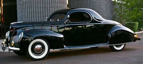 lincoln zephyr cool rods