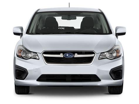 Auto Front by Image 2014 Subaru Impreza 5dr Auto 2 0i Front Exterior