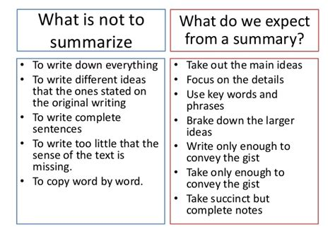 How To Write Summary Essay by Reading And Writing Iv Write A Summarizing Essay