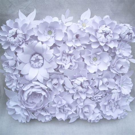white paper flower tutorial best 25 white paper flowers ideas on pinterest paper
