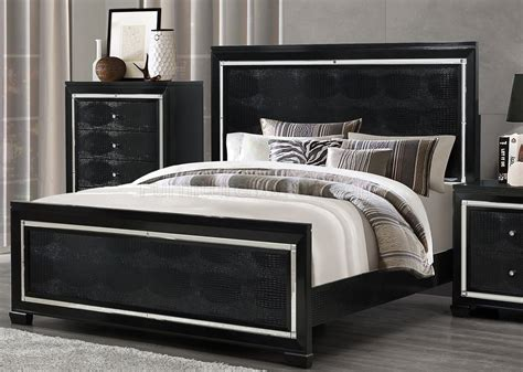 galaxy bedroom furniture galaxy bedroom in black by global w optional casegoods