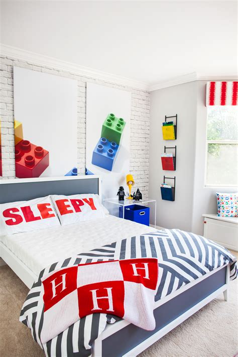 lego themed bedroom kendra wilkinson s son s lego themed room project junior