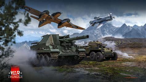 special chronicles  world war ii  war thunder news