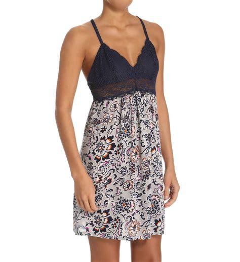 Flowery Sleepwear josie by natori sleepwear maden floral racerback chemise
