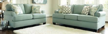 Livingroom Furnature by Buy Ashley Furniture 2820038 2820035 Set Daystar Seafoam