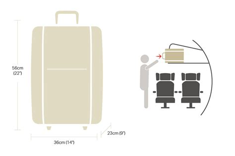 aircraft cabin luggage size cabin baggage travel essentials cathay pacific