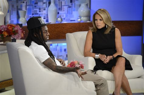 katie couric lil wayne lil wayne opens up to katie couric about recent