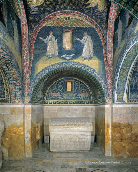 mausoleo di galla placidia interno viaggio in italia il mausoleo di galla placidia a ravenna