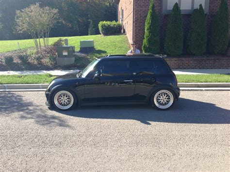 slammed mini cooper most slammed mini page 4 motoring