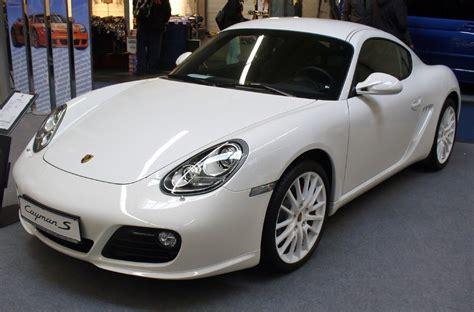 Technische Daten Porsche Cayman S by Porsche Cayman