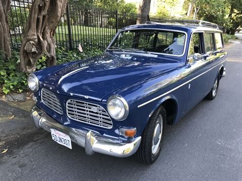 volvo  amazon wagon  sale southern california california