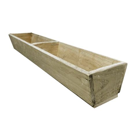 herb planter box herb planter box 1200 long 2x divisions breswa