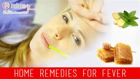 secret home remedies for fever to get an instant relief