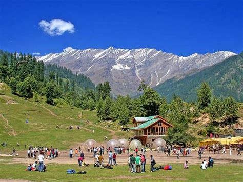 shimla  manali holiday  packages  volvo india
