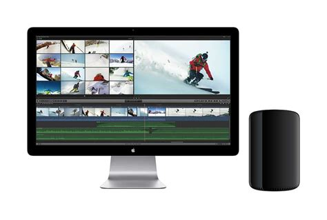 final cut pro in mac mini apple launches final cut pro 10 1 2 and new prores 4444 xq