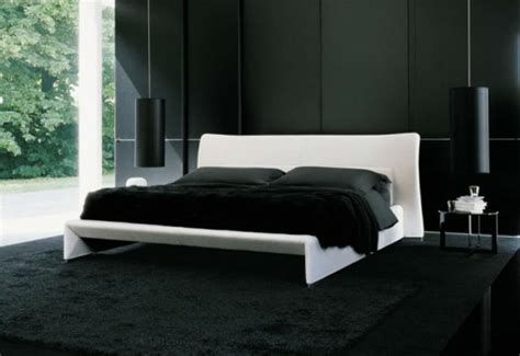 schwarzes und graues schlafzimmer schwarze wandfarbe f 252 r schlafzimmer 30 bilder