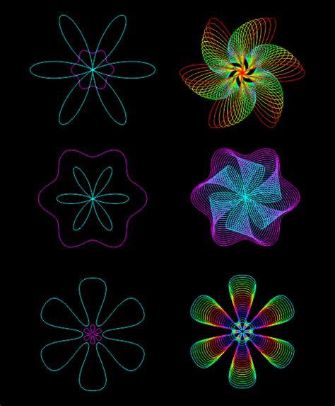 flower pattern coreldraw community challenge create quot blended quot flowers community