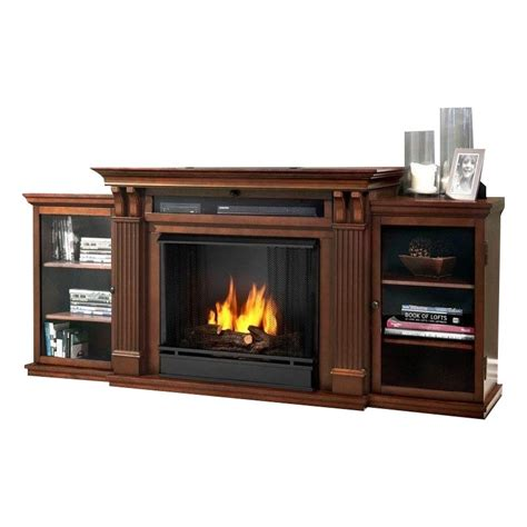 Ventless Gel Fireplace Reviews by Real Ent Center Ventless Gel Fireplace In