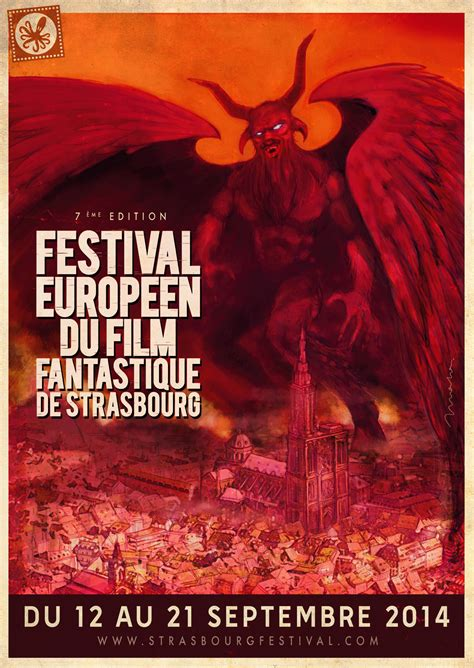 festival film dokumenter jogja 2014 festival fantastique de strasbourg 2014 l affiche