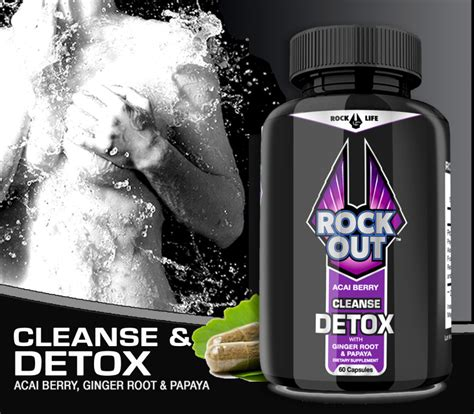 All Out Detox Shop by Rock Out Detox And Cleanse 3 Pack