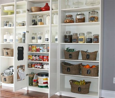 Kitchen Bookcase Ideas - 30 genius ikea billy hacks for your inspiration 2017