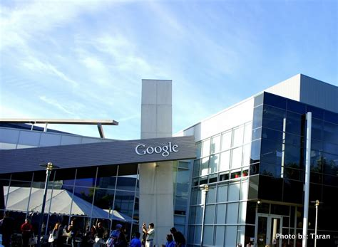 google design building google head office building home design