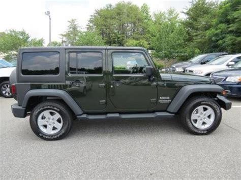 Northpoint Jeep Buy Used 2011 Jeep Wrangler Unlimited Sport In 7726
