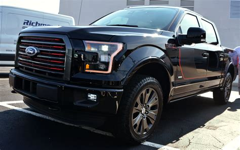 2016 ford f150 special edition appearance package sneak