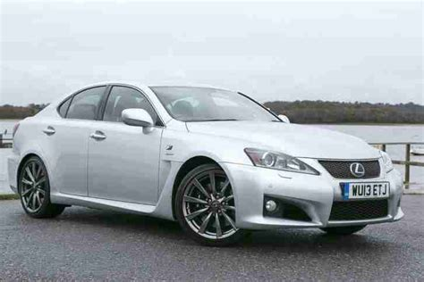 lexus isf silver lexus 2013 is f petrol silver automatic car for sale