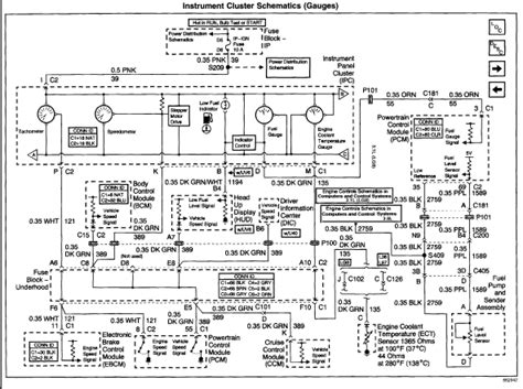 wiring diagram for pontiac grand prix 2001 wiring wiring