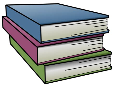 3 of a books stack of books free image clipart best