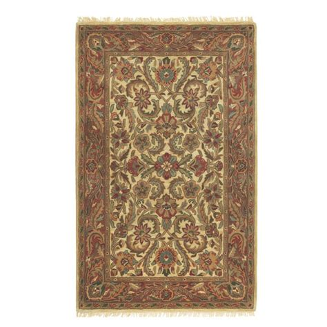 home decorator rugs home decorators collection chantilly beige rust 12 ft x