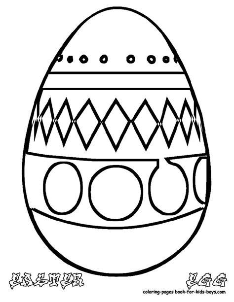 boy easter egg coloring pages easter egg colouring pages at coloring pages book for kids