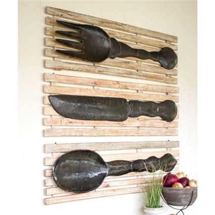 utensil köln farmhouse inspired large utensil set wall decor set of 3