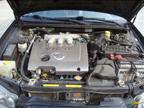 2003 nissan maxima se 3 5 liter dohc 24 valve v6 engine