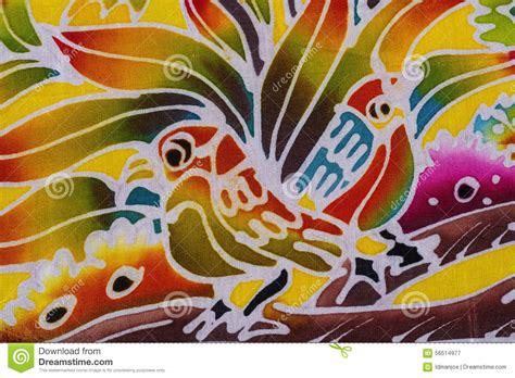 abstract design for batik batik style fabric stock illustration illustration of