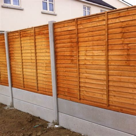 Shiplap Fence Panels shiplap fencing shiplap fence panels abwood homes