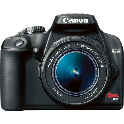 Dslr Kamera Canon canon eos rebel xs slr digital black 2762b003 b h photo