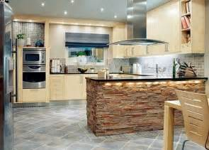 kitchen cabinet color trends 2014 contemporary kitchen design trends 2014 unite new materials natural colors and integrated