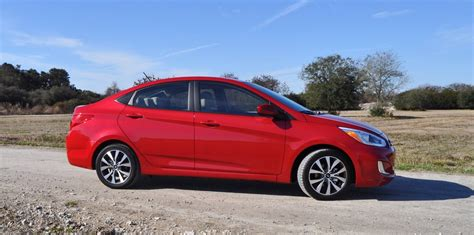 Accent Hyundai 2015 by 2015 Hyundai Accent Gls Sedan Review