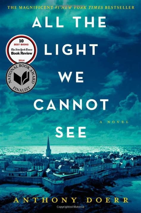 All The Lights by All The Light We Cannot See Is A Must Read Instyle